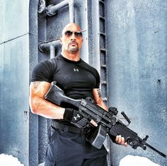 Pin for Later: Go Behind the Scenes of Fast 8 With Vin Diesel, Tyrese, and The Rock The Rock Dwayne Johnson, Rock Johnson, Dwayne The Rock, Dwayne Johnson Filme, Dwayne Johnson Movies, Dwyane Johnson, Fate Of The Furious, Fast And Furious, Bodybuilder