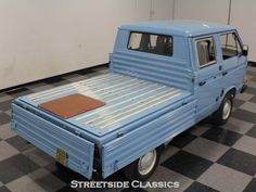 In 1953 The Greatest European Design Came From South Bend, Indiana. General Motors, Land Rover Defender, Trailers, Vw Doka, T2 T3, Ford, Game Change, South Bend, Campervan