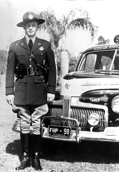 1945 Ford Police Cruiser - Florida Highway Patrol