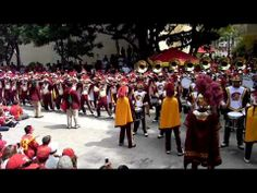 ▶ USC Trojan Marching Band 2012 Halftime Show @ Heritage Hall - YouTube