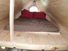 Plattsburgh Cabin Loft. Little loft.