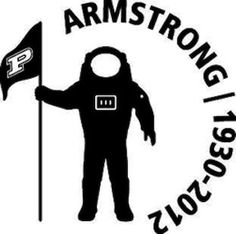 Purdue uses helmet stickers to honor astronaut Neil Armstrong | Dr. Saturday - Yahoo! Sports