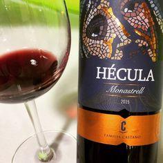 Hécula Monastrell 2015 (Yecla) #vino #tinto #monastrell #yecla #videocata #uvinum #fenavin #fenavin2017
