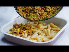 Carne Picada, Fried Rice, Fries, Food And Drink, Internet, Ethnic Recipes, Youtube, Paste, Mai