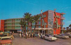 Sea Dip Motel and Apartments - Daytona Beach, Florida