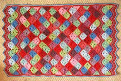 Zig Zag Baby Blanket by Attic24, via Flickr