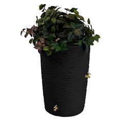 Good Ideas IMP-L65-BLK Impressions Palm Rain Saver, 65-Gallon, Black Good Ideas http://www.amazon.com/dp/B00NP5EDC8/ref=cm_sw_r_pi_dp_291avb17RPVBB