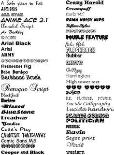 Fonts we like souvenir windsor bt gorilla fonts we really dont lettertypes m4hsunfo