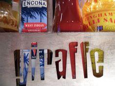 Oh So Gawjess: Restaurant Review - Giraffe