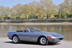 1971 Ferrari Daytona Spyder   Cars for sale   FISKENS