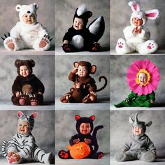 Anne Geddes...making cute kids even cuter since 1981