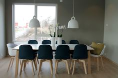 NORDISK- stil | Ann Elin Sørøy Decor Room, Stove, Conference Room, Dining Chairs, Ann, Interior, Table, Furniture, Asylum