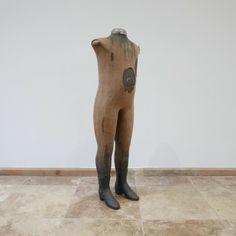 Antique Children's Mannequin (possibly stockmans) | eBay