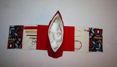 Utensilos & Stoffkörbchen - ** Stricknadeltasche to go** Handarbeitstasche ** - ein Designerstück von Kaepseles bei DaWanda