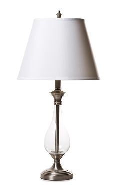 lamp glass base bloomingdale - Bed Bath N' Table Lantern Lamp, Style Challenge, Bed & Bath, Lamp Design, Decorative Accessories, Decorating Your Home, Master Bedroom, Lounge, Living Room