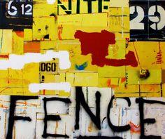 Featuring artwork by © Michael Jeffery - Borderline | Anthea Polson Art Gallery Gold Coast QLD