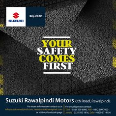 Your Safety Comes First :) Suzuki Wagon R, First They Came, Safety, Security Guard