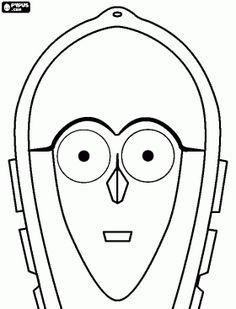 how to draw yoda head