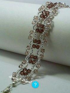 Bracelet rocailles