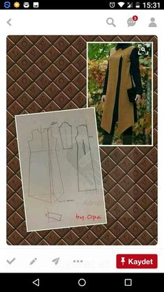 Amazing Sewing Patterns Clone Your Clothes Ideas. Enchanting Sewing Patterns Clone Your Clothes Ideas. Dress Sewing Patterns, Clothing Patterns, Sewing Hacks, Sewing Tutorials, Abaya Pattern, Model Kebaya, Sewing Blouses, Sewing Class, How To Make Clothes