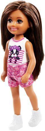 Barbie Club Chelsea Doll in Dolls. Barbie Chelsea Doll, Barbie Kelly, Club Chelsea, Gift Card Number, Toys R Us Canada, Mattel Barbie, Portrait, Doll Toys, Dogs
