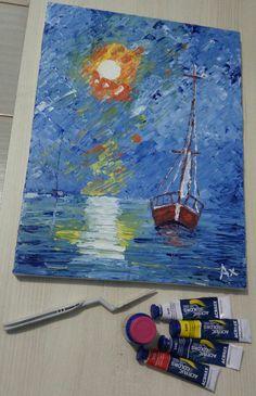 Mar lejano , by Ax