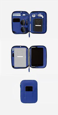 Mod 2 in Cobalt Blue
