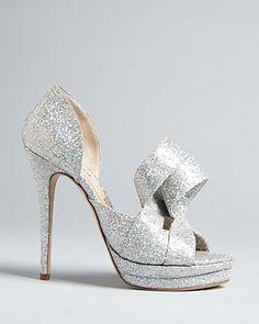 Jerome C. Rousseau Peep Toe Evening Pumps - Kier - Shoes - Bloomingdale's