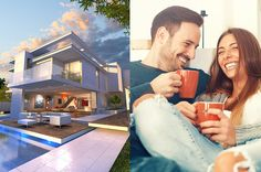 Build Your Dream Home And We'll Tell You When You'll Meet Your Soulmate