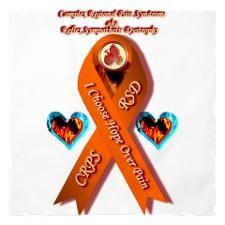 I Choose Hope Over Pain CRPS RSD Phoenix Bandana