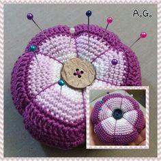 Crochet - puntaspilli