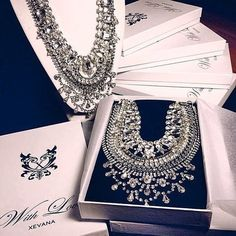 Xevana Necklaces Diamond