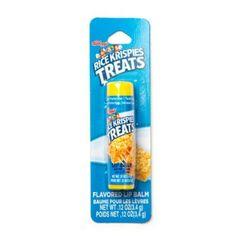 Rice Krispies Treats Flavored Lip Balm