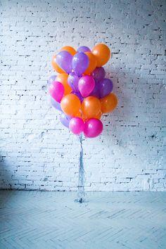 Pink-orange-purple-balloons