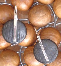 Tagua y plata 925, BEATRIZUNIGA Diseño de joyas