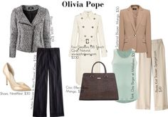 "olivia pope on polyvore | Olivia Pope's Wardrobe"" by lattes-n-lipstick on Polyvore 