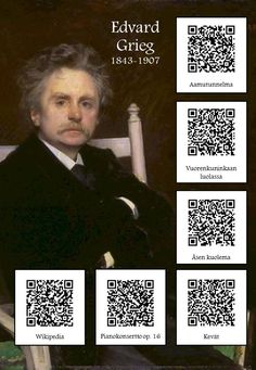 Qr codes Teaching Music, Teaching Tips, What Is Classical Music, History For Kids, Music Station, Music Theater, Primary Music, Music Composers, Elementary Music
