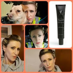 Younique touch glorious face primer. The primer helps to seal your makeup to give you that long lasting effect hours and hours after applying. The photos where taken at 9am and the again around 4pm and I felt my makeup was still looking the same.   If you are interested in any of these products please feel free to contact me. Xx