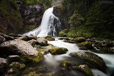 Der Gollinger Wasserfall – ganz sicher einer der schönsten Wasserfälle im Salzburger Land! Austria, Waterfall, Outdoor, Pictures, Landscape Pictures, Nice Asses, Simple, Outdoors, Waterfalls