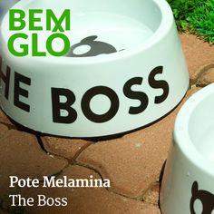 Pote lindo e de qualidade para o seu Boss(chefe)! :p #bemglo #pet #pote