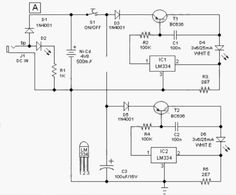 jam just a minute circuit diagram free electronics circuits rh pinterest com Electronic Circuit Components Electrical Circuit Diagrams