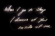 Image result for tracey emin neons