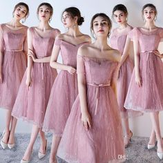 Cheap short bridesmaid dress, Buy Quality bridesmaid dresses directly from China bridesmaid dress up Suppliers: Beauty-Emily Short Bridesmaid Dresses 2017 Sleeveless Tea-length Lace up A-Line Cheap Formal Ceremony Party Prom Dresses Bridesmaid Dresses 2017, Knee Length Bridesmaid Dresses, Wedding Party Dresses, Homecoming Dresses, Inexpensive Wedding Dresses, Formal Dresses For Weddings, Formal Dresses For Women, Elegant Dresses, Formal Prom