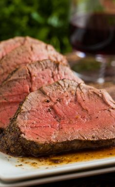TENDERLOIN OF BEEF WITH COGNAC DIJON SAUCE http://afoodcentriclife.com/tenderloin-of-beef-with-cognac-dijon-sauce/