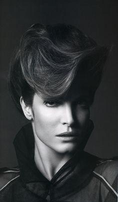 Stephanie Seymour - Interview Magazine