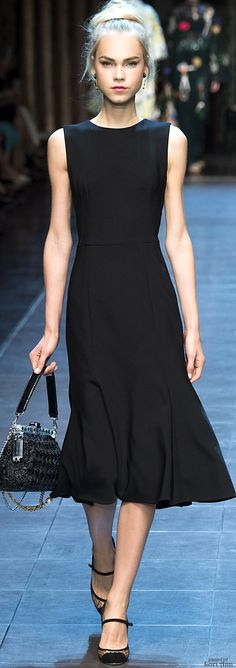 Dolce & Gabbana, Spring 2016 Ready-to-Wear.