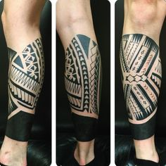 150+ Most Popular Tribal Samoan Tattoo Designs Of All Time cool  Check more at http://fabulousdesign.net/samoan-tattoos/