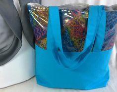 Schultertaschen - Schultertasche - ein Designerstück von Melannelin bei DaWanda