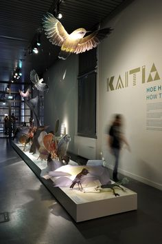 MAORI MANA - National Museum of Ethnology, Leiden by OPERA Amsterdam