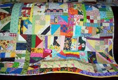 Vote Now: Crazy Patchwork Quilts /Quilting Gallery
